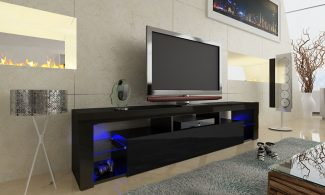 BLACK-GLOSS-FLOOR 2m